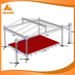 アルミニウム製ステージトラス、トラステント、ステージトラスシステム販売