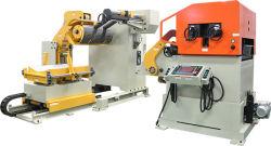 Raddrizzatore del metallo ed alimentatore automatici 3 in 1 macchina, alimentatore del rullo di precisione, alimentatore del rullo (MAC3-800)
