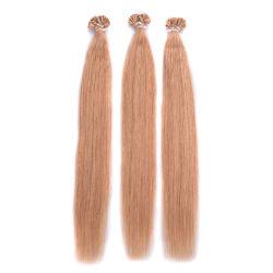 Extension de cheveux humains Remy Hair U-Tip extensions 16pouces