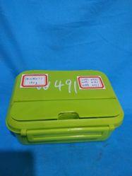 De gebruikte Plastic Vorm van de Container van het Voedsel van de Injectie Draagbare