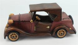 Bonne qualité et d'exquis de la forme de l'artisanat en bois Hand-Made cadeaux en bois en bois pour décoration maison les enfants de voiture jouet