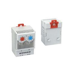 De kleine Dubbele Thermostaat van de Grootte met Ce- Certificaat voor het ElektroKabinet van de Controle (Zr 011)