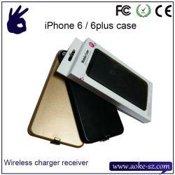 Beweglicher drahtloser Aufladeeinheits-Fall für iPhone