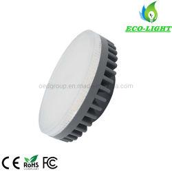 Substituição de 80W GX53 Lâmpada de halogéneo de 8W GX53 LED Lâmpada de gabinete