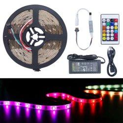 Tipo SMD5050 melhor qualidade de LED de fábrica Luzes de faixa