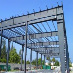 Factory Price Steel Building Structures Materials Structural Steel Fabrication