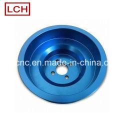 Лучшие качества из анодированного алюминия CNC обрабатывающий алюминиевый цилиндр и поршень