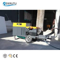 Máquina de estucagem argamassa máquinas de equipamento de construção