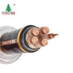 Низкое напряжение питания среднего медь/алюминиевых проводников/Core XLPE изоляцией/короткого замыкания ПВХ стопор оболочки троса в оболочке диаметром Sta/Swa бронированных/бронированные электрический электрический кабель питания провод