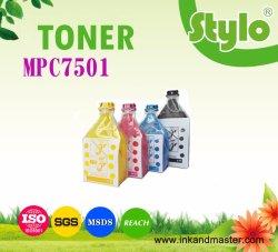 Imprimante laser couleur de toner pour Ricoh MPC7501