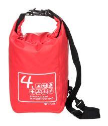 Médicos First-Aid exterior Kit 4L hombro bolsa impermeable (ISRW3009)