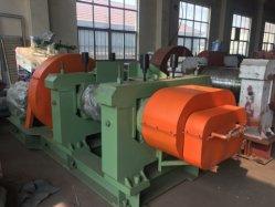 Faixa do pneu para resíduos de corte Fábrica de reciclagem de pneus/Triturador de borracha para máquinas de pó de Pneu
