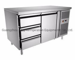 304 нержавеющая сталь в борьбе холодильник с 3 выдвижной ящик
