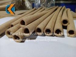 電気使用または変圧器の絶縁体のペーパー管のための転送されたクレープ紙の管