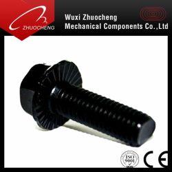 Qualitäts-Hex Flansch-Unterlegscheibe-Kopf-Schraube und Befestigungsteil