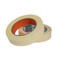 Jumbo Papier crêpe de rouleau de ruban de masquage