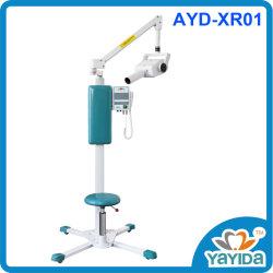 Zahnmedizinische Röntgenmaschine-und schützende Produkt-bewegliche x-Strahl-zahnmedizinische Maschine Ayd-Xr01