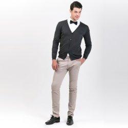 Les hommes de la mode pull en cachemire mélange 18brssm006