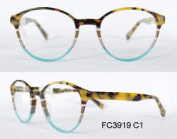 Super agradable buena calidad de acetato de gafas de moda gafas