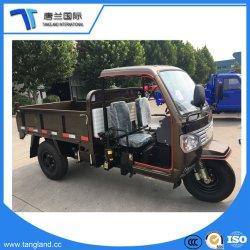 1-3トンの積載量の頑丈なディーゼル機関の三輪車
