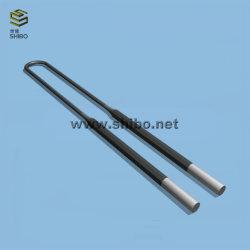 Diametro 3/6, 4/9, 6/12, tipo riscaldatore Rod di 12/24mm U di Mosi2