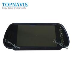 Carro 7 polegadas LCD de ecrã táctil Monitor Espelho Digital