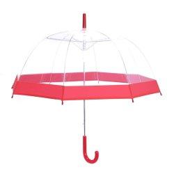 ケージの形さまざまなカラーの透過Poeの棒のドームのアポロ傘
