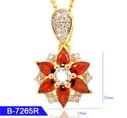 925 Sterling Silver ou en laiton robes de mariée bijoux Pierres Cz multicolore Poignée de commande pour la vente