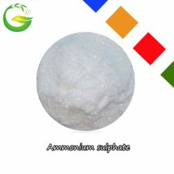 화학비료 아모늄 황산산염 크리스탈