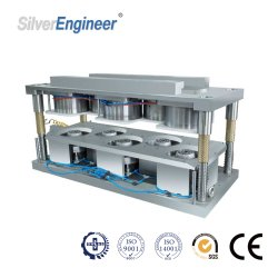 China fabricantes de moldes de contentores de alumínio para Itália Pressione Silverengineer da Máquina
