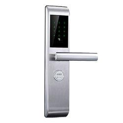 Bluetooth BLE Código PIN de tarjetas inteligentes RFID cerraduras de puertas de su casa de seguridad de la calidad de vida inteligente