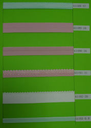 Cinghia della biancheria intima/cinghia elastica banchina non transitabile del reggiseno (CYJD11)