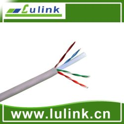 305m 24AWGネットワークケーブルのCAT6 UTP LANケーブル