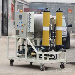 Lefilter Lyc-Jの変圧器の凝結の潤滑油または浄化の油純化器のフィルターユニット