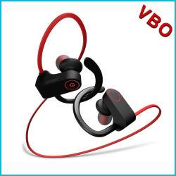 2019 La nueva banda de cuello negro resistente al agua Earburds Deporte magnético inalámbrico auricular estéreo bluetooths