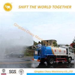 高品質水スプリンクラートラック 4*2 モバイル水まきカート