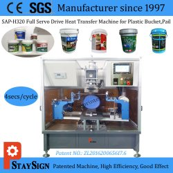 Strumentazione calda di scambio di calore della macchina di sublimazione della benna di vendita di Sap-320h