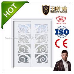 Fantastischer Glasentwurfs-Eingangs-Schiebetüren für Vorhalle