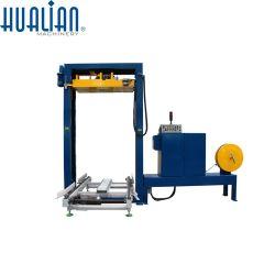 Kzdt-100200 Verticale Palletstrapping Machine Met Bovenafdichting