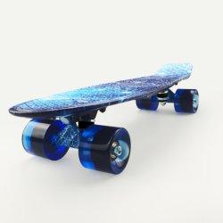 Разные цветовые скейт системной платы для молодежи