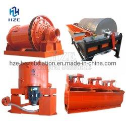 Le traitement des minéraux Récupération / Valorisation / Concentration de l'équipement minier