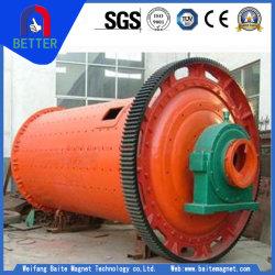ISO/aprovado pela CE 2100X4500 Escórias moinho de bolas para curativo de Metais Não Ferrosos/Vidro/Indústria Cerâmica