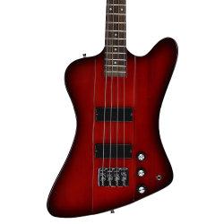 Fábrica chinesa Construir Copiar guitarra eléctrica Thunderbird Bass