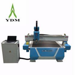Ydm CNC Router 1325 Bois/routeur de travail de la machine à mousse table d'aspiration
