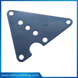 Aleación de aluminio de lámina metálica de precisión de OEM de estampación de piezas de corte láser fabricado