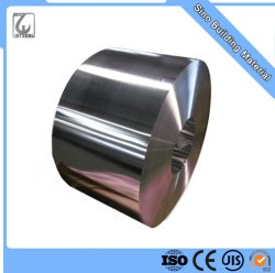 La plaque d'étain fer-blanc électrolytique de bobine de tôle en acier
