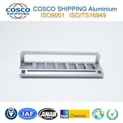 Profil en aluminium/aluminium extrudé avec précision et d'usinage CNC anodisé (certifié ISO9001 : 2000 & RoHS certifié)