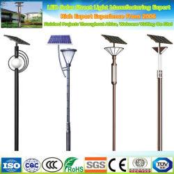 Garden Yard Park Hochwertiger, Feuerverzinkter Stahlpolhersteller Outdoor Lamp Post Factory Lamp Poles Street Light Poles