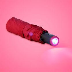 어두운 빛 LED 우산에 있는 혁신적인 사업 선물 놀