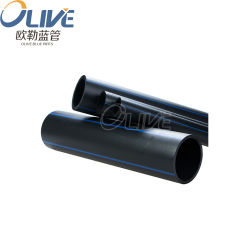 O PVC preços PE 100 Amarelo Óleo natural e tubo de fogão a gás de HDPE
